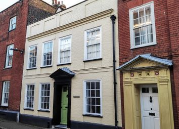 Thumbnail 4 bed terraced house for sale in Church Street, Harwich