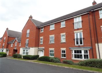 Thumbnail 2 bed flat to rent in Old Station Road, Syston