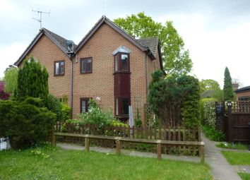 Thumbnail 1 bed semi-detached house to rent in Fox Road, Haslemere
