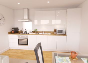 Thumbnail 1 bed flat for sale in Elfin Square, Edinburgh