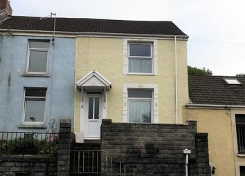 Thumbnail 2 bedroom terraced house for sale in Foxhole Road, Swansea