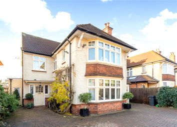 Thumbnail 4 bed flat for sale in Craufurd Rise, Maidenhead, Berkshire