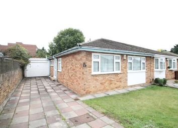 Thumbnail 3 bed bungalow for sale in Chartwell Close, London, .