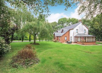 Thumbnail 4 bed detached house for sale in 6 Maes Aeron, Lampeter, Ceredigion