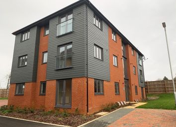 Thumbnail 2 bed flat to rent in 3 Suffolk Punch Close, Milton Keynes