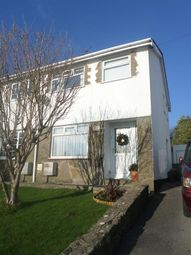 Thumbnail 3 bedroom semi-detached house to rent in Hawthorn Park, Brynna, Pontyclun