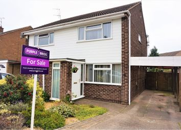 Thumbnail 2 bed semi-detached house for sale in Teesdale Road, Long Eaton