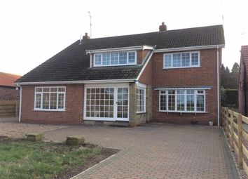 Thumbnail 3 bed detached house to rent in Orchard Lane, Hutton, Driffield
