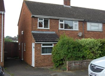 Thumbnail 3 bed detached house for sale in Holmscroft Road, Luton