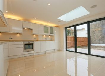 Thumbnail 4 bed terraced house for sale in Quicks Road, London