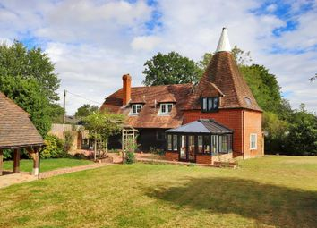 Thumbnail 3 bed detached house to rent in Fosten Green, Cranbrook, Kent