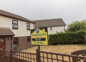 Thumbnail 2 bed town house to rent in 46 Cronk Y Berry Avenue, East