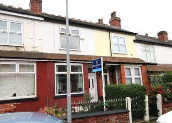 Thumbnail 3 bedroom terraced house for sale in Hayfield Road, Salford
