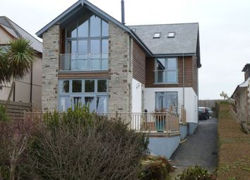 Thumbnail 4 bed detached house for sale in Daniell Road, Truro, Cornwall