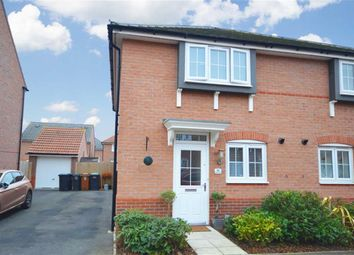 Thumbnail 3 bed property for sale in Vespasian Way, North Hykeham, Lincoln