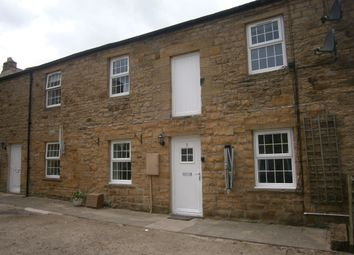 Thumbnail 2 bed terraced house to rent in Belmont House, Haltwhistle