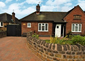Thumbnail 2 bedroom bungalow for sale in The Nook, Chilwell, Beeston, Nottingham