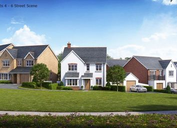 Thumbnail 4 bed detached house for sale in The Quarters, Manadon Park, Plymouth