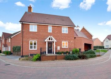 Thumbnail 3 bed detached house for sale in Hogarth Court, Sible Hedingham, Halstead