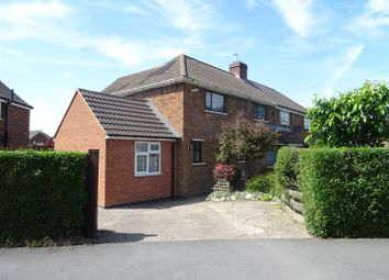 Thumbnail 3 bed semi-detached house for sale in Hall Gate, Coalville, Leicestershire