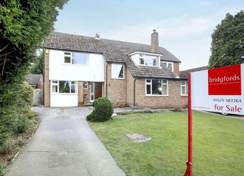Thumbnail 5 bed detached house for sale in Wilton Crescent, Alderley Edge, Cheshire, Uk