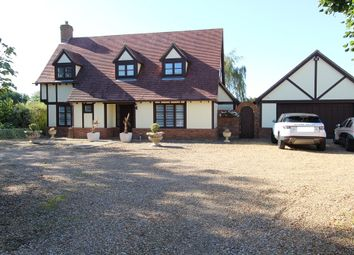 Thumbnail 3 bed detached house for sale in Everton Road, Potton, Bedfordshire