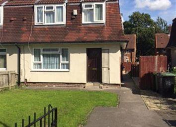 Thumbnail 4 bedroom semi-detached house for sale in Brander Road, Gipton, Leeds