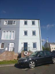Thumbnail 3 bed town house to rent in Kingfisher Way, Plymouth