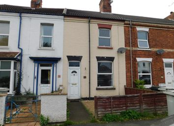 Thumbnail 2 bed terraced house for sale in Alexandra Road, Skegness