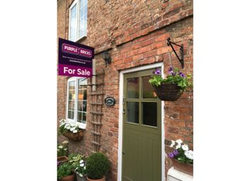 Thumbnail 2 bed cottage for sale in High Street, Tarvin