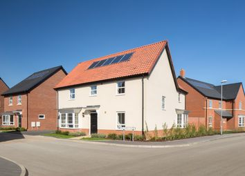 "Thumbnail 4 bed detached house for sale in ""Carsington"" at Stansted Road, Elsenham, Bishop's Stortford"
