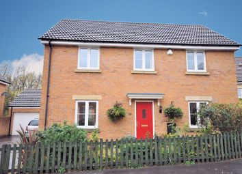 Thumbnail 4 bed detached house for sale in The Spur, Westbury