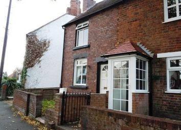 Thumbnail 2 bedroom end terrace house to rent in Old Town Lane, Pelsall, Walsall