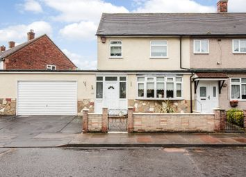 Thumbnail 2 bed semi-detached house for sale in Peregrine Road, Hainault