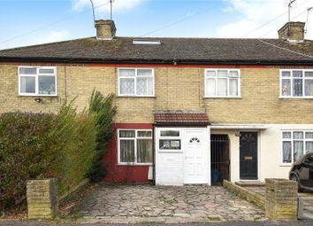 Thumbnail 3 bed terraced house for sale in Wigton Gardens, Stanmore, Middlesex
