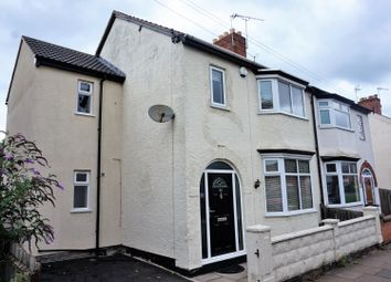 Thumbnail 4 bedroom semi-detached house for sale in Woodville Road, Leicester