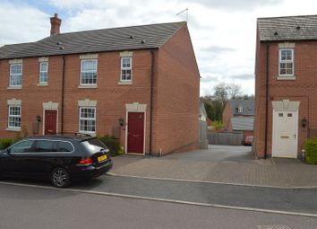 Thumbnail 3 bedroom property for sale in Sweet Leys Way, Melbourne, Derby