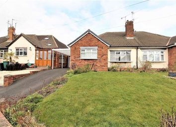 Thumbnail 3 bed semi-detached bungalow for sale in Irving Close, The Straits, Lower Gornal