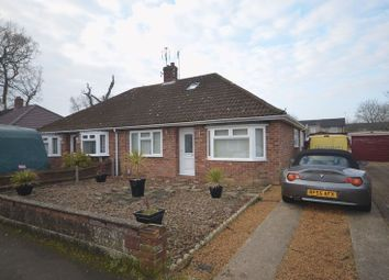 Thumbnail 2 bed semi-detached bungalow for sale in Hansell Road, Thorpe St. Andrew, Norwich