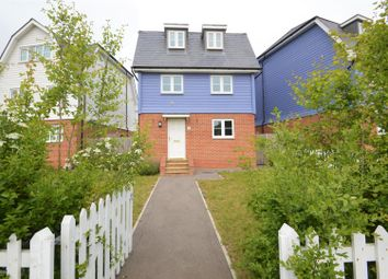 Thumbnail 4 bed detached house for sale in Carmelite Road, Aylesford