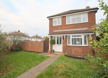 Thumbnail 3 bed detached house for sale in Nursery Gardens, Staines-Upon-Thames, Surrey