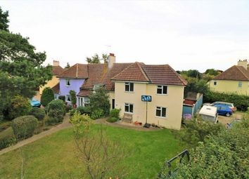 Thumbnail 4 bed semi-detached house for sale in Bromley Road, Elmstead, Colchester, Essex