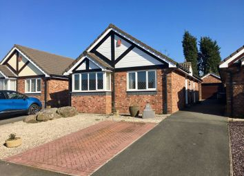 Thumbnail 2 bed bungalow to rent in Farmside Lane, Biddulph Moor, Stoke-On-Trent