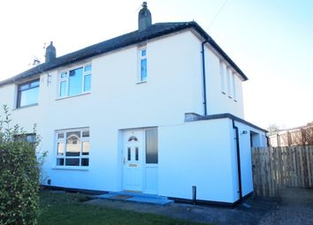 Thumbnail 2 bed semi-detached house to rent in Raynel Drive, Adel, Leeds