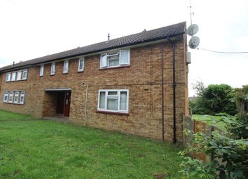 Thumbnail 1 bedroom flat to rent in Richards Close, Luton