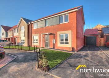 Thumbnail 4 bed detached house to rent in Peacock Chase, Great Park, Newcastle Upon Tyne
