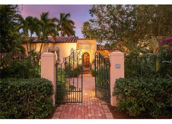 Thumbnail 6 bed property for sale in 25 S Washington Dr, Sarasota, Florida, 34236, United States Of America