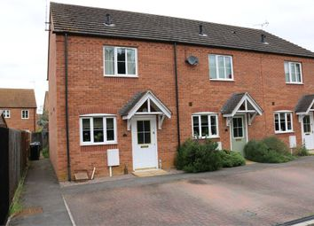 Thumbnail 2 bed end terrace house for sale in 12 Hawk Crescent, Bourne, Lincs