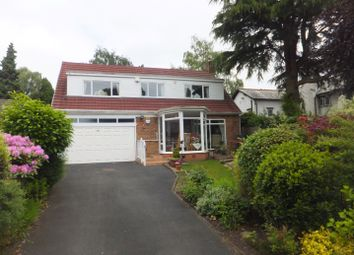 Thumbnail 4 bed detached house for sale in Middleton Road, Streetly, Sutton Coldfield