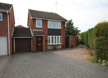 Thumbnail 3 bed link-detached house for sale in Yew Tree Road, Hatton, Derby